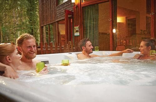 Last Minute Cottages - Charming Callander Lodge S162575