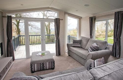 Last Minute Cottages - Gorgeous Axminster Lodge S107740