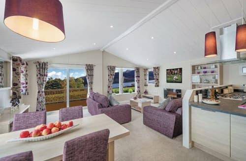Last Minute Cottages - SI 3 Bed Platinum Lodge