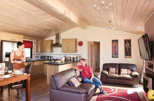 Last Minute Cottages - Galloway Hilltop Lodge