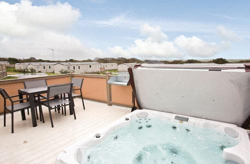 Last Minute Cottages - Luxury Newquay Lodge S112790