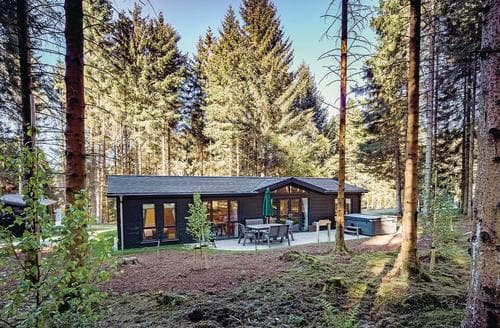 Big Cottages - Stunning Kielder Water And Forest Park Lodge S107286