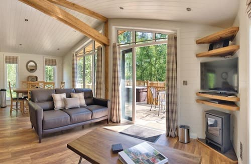 Last Minute Cottages - The Coppice 2 Spa