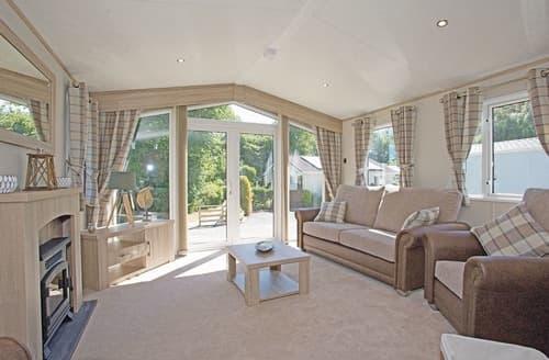 Last Minute Cottages - Beautiful Ingleton Lodge S163229