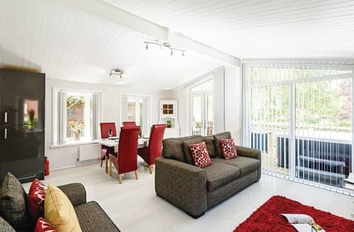 Last Minute Cottages - Inviting Bassenthwaite Lodge S107927