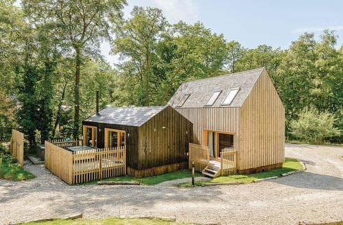 Last Minute Cottages - Inviting Burnbake Lodge S106611