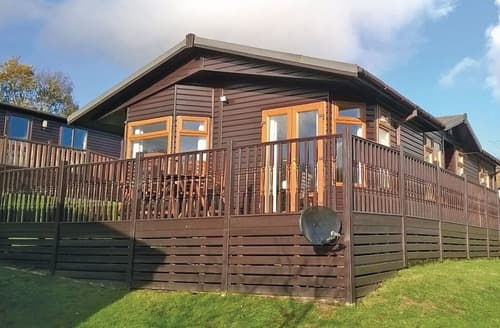 Last Minute Cottages - Attractive Hastings  Lodge S126447