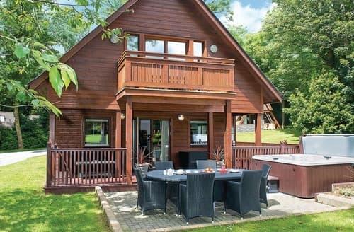 Last Minute Cottages - Gorgeous Praze An Beeble Nr. Camborne Lodge S113035