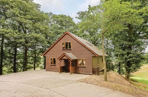 Last Minute Cottages - Superb Garthmyl Lodge S106574