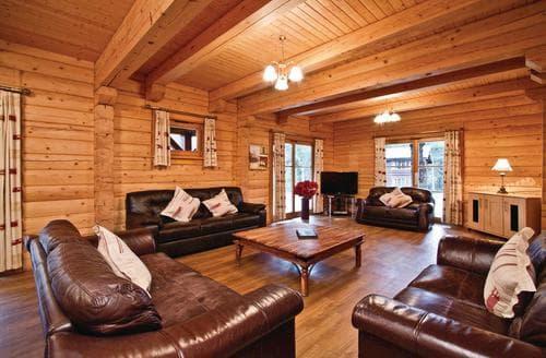 Last Minute Cottages - Adorable Fowlis Lodge S109832
