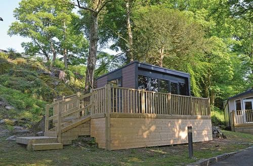 Last Minute Cottages - Adorable Bethesda Lodge S107176