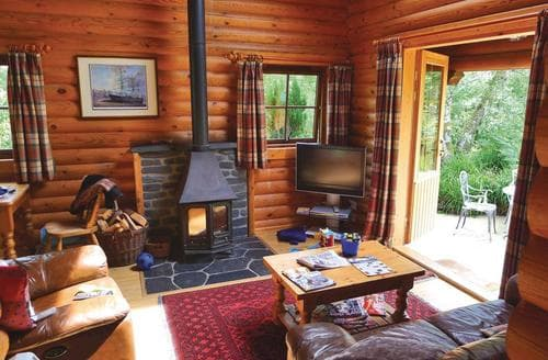 Last Minute Cottages - Morning Lodge