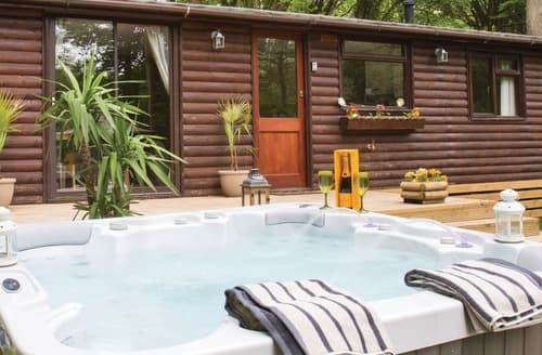 Last Minute Cottages - Gorgeous Caerwys Lodge S106266