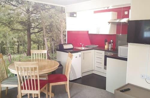 Last Minute Cottages - Excellent Lelant Lodge S108523