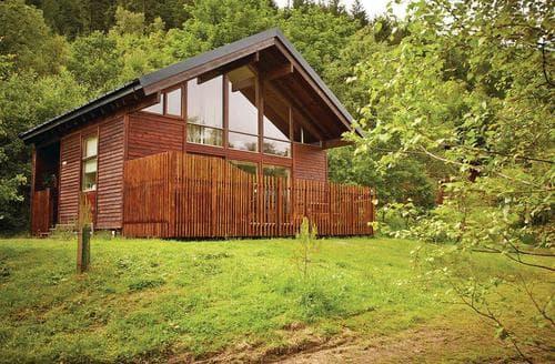 Last Minute Cottages - Adorable Callander Lodge S109120