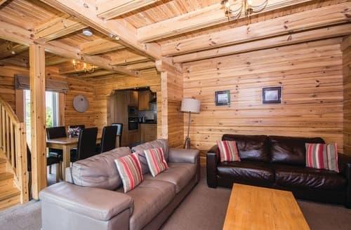 Last Minute Cottages - Birch Lodge