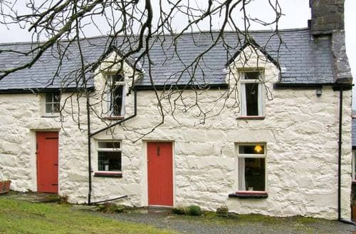 Big Cottages - Stunning Arthog Isaf S5076
