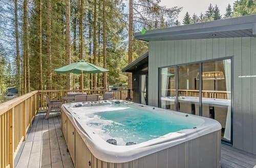 Big Cottages - Splendid Kielder Water And Forest Park Lodge S107287