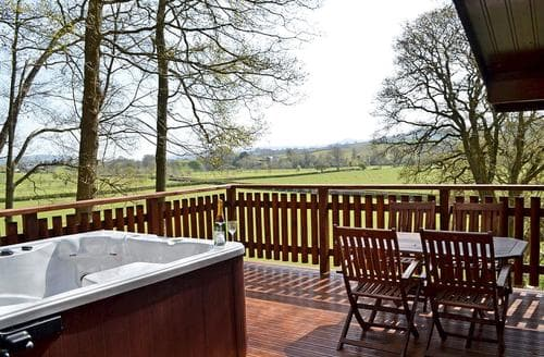 Last Minute Cottages - Wonderful Garthmyl Lodge S107108
