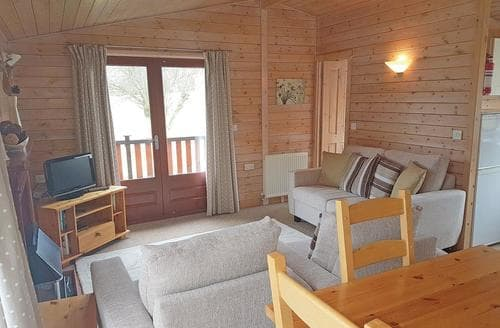 Last Minute Cottages - Attractive Newport Lodge S108695