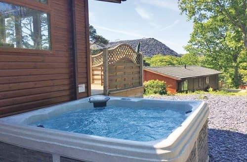 Last Minute Cottages - Ogwen Lodge Plus