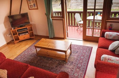 Last Minute Cottages - Moncreiffe Lodge