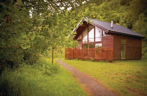 Last Minute Cottages - Adorable Callander Lodge S111355