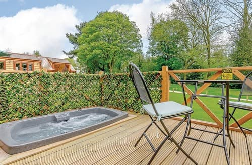 Last Minute Cottages - Captivating Kirkby Mallory Lodge S108220