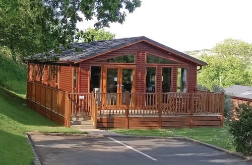 Last Minute Cottages - Country Lodge Six Platinum