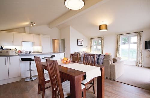 Last Minute Cottages - Splendid Carnmenellis Lodge S112968