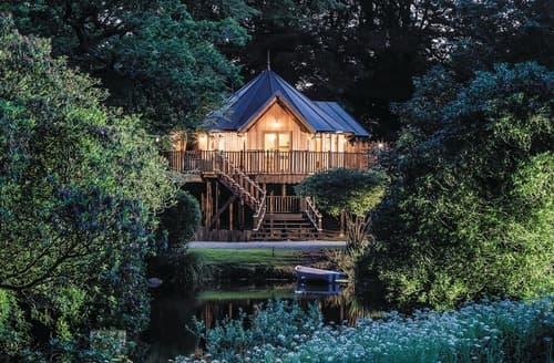 Last Minute Cottages - Charming Praze An Beeble Nr. Camborne Lodge S113900