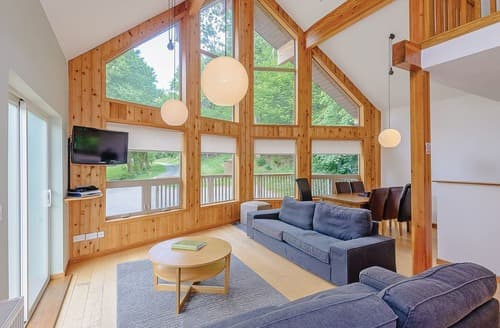 Last Minute Cottages - Saltspring Lodge VIP Pet