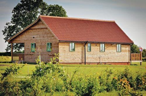 Big Cottages - Skylark Lodge
