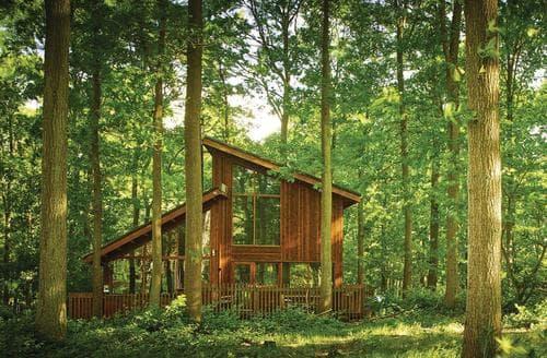 Last Minute Cottages - Superb Sherwood Forest Lodge S111428