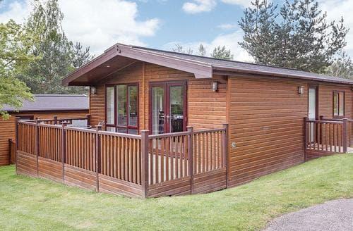 Big Cottages - Tissington Classic Vogue 2 Spa