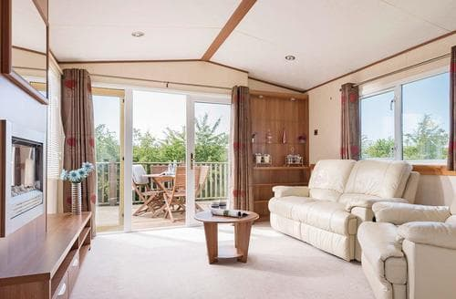 Last Minute Cottages - Luxury Chudleigh Lodge S109952