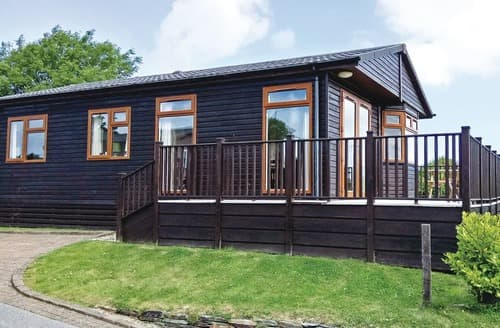 Last Minute Cottages - Country Lodge Six