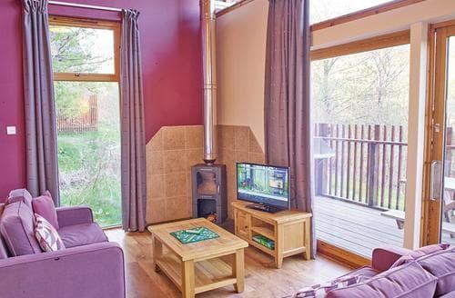 Last Minute Cottages - Excellent Callander Lodge S110443