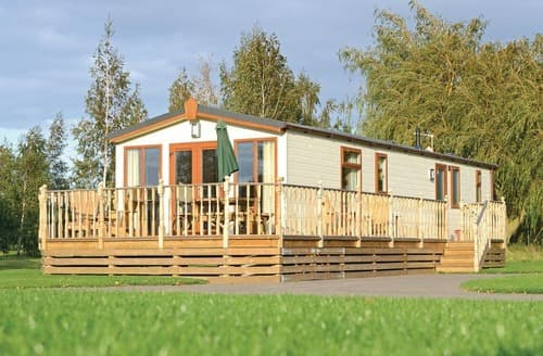 Last Minute Cottages - Cosy Wisbech Lodge S108131