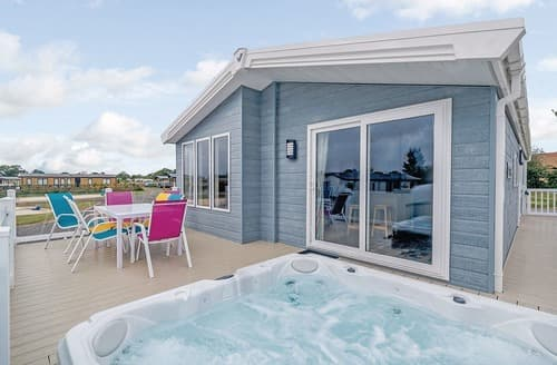 Last Minute Cottages - Adorable Sidmouth Lodge S108703