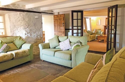 Last Minute Cottages - Inviting Nr St Austell Lodge S108054