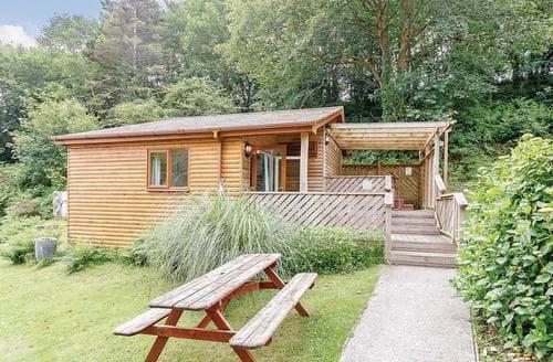 Last Minute Cottages - Croft Lodge