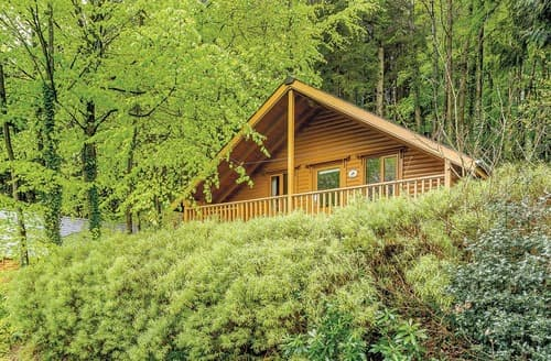 Last Minute Cottages - Adorable Webbery Lodge S106533