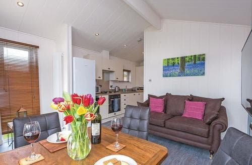 Last Minute Cottages - Charming Holton Heath Lodge S120786