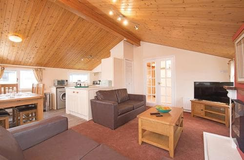 Last Minute Cottages - Stunning Southerness Lodge S106731