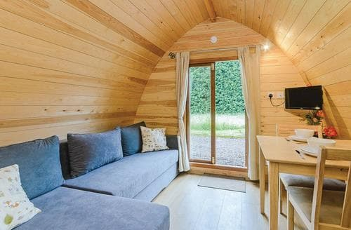 Last Minute Cottages - Garden Pod