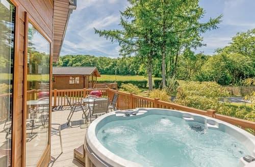 Last Minute Cottages - Gorgeous Bala Lodge S108918