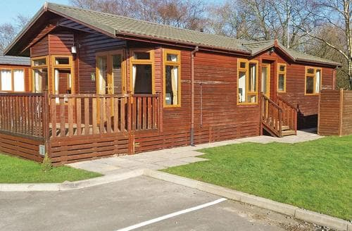 Last Minute Cottages - Charming Overseal Lodge S123281