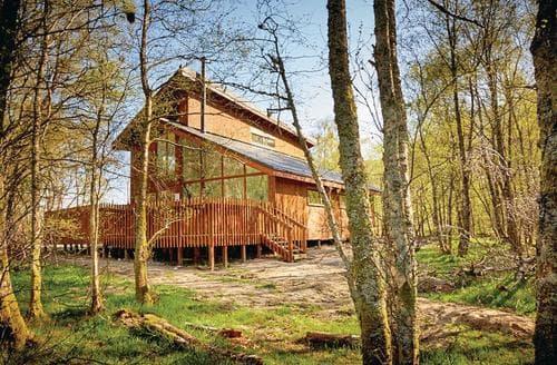 Big Cottages - Strathyre Golden Oak 4 (Pet)