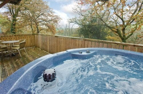 Last Minute Cottages - Deluxe Woodland Lodge Six
